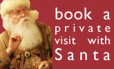 Book a private visit with santa