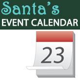 Santa's Event Calendar